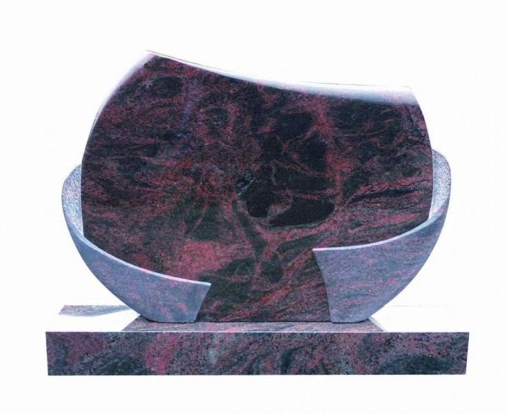 Form-1278-Modell-Grabstein-Leer-Grabmal