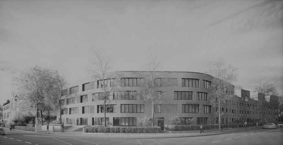 Münster, York Haus, Fensterbänke, Mauerabdeckungen & Podeste